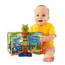 Inspirational Fisher Price Libro Interactivo de Aprendizaje Juguetes para Beb s Juguetes Interactivos Babies