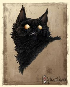 Cat Sith from the Dresden Files by Jim Butcher