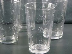 Glass Kitchen, Anchor Hocking, Glass Collection, Pint Glass, Savannah Chat, Drinking, Glass Vase, Glasses, Antiques