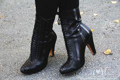 Minna Parikka corset boots
