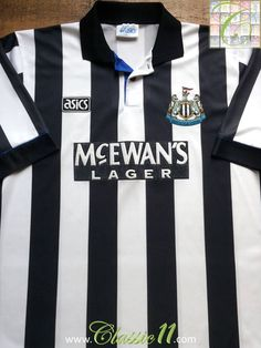cc65faf02 1994 95 Newcastle United Home Football Shirt (XL)