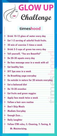 Want to look glowing forever? Take this 2 week glow up challenge to look beautiful everyday. These best natural beauty tips will allows you to glow. Best skincare tips for glowing skin. Best beauty tips for women. Get glowing skin naturally. Beauty tips f Glowing Skin Diet, Beauty Tips For Glowing Skin, Beauty Tips For Women, Best Beauty Tips, Natural Beauty Tips, Health And Beauty Tips, Beauty Care, Natural Skin Care, Beauty Skin