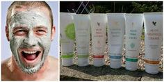The #products of Forever Living are #for #men as well! Place an order on: www.myaloevera.fi/jaana