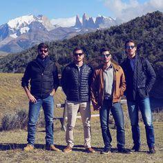 Los Gauchos #torresdelpaine