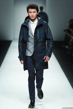Ricolee Fall/Winter 2016 - Shanghai Fashion Week