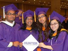 Hunter College Grads