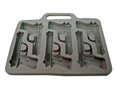 Southern Homewares Gun Ice Cube Tray