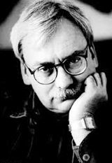 Andrzej Sapkowski, born 21 June 1948 in Łódź, is a Polish fantasy writer. He is best known for his best-selling book series The Witcher. The Witcher Book Series, The Witcher Books, Maggie Gyllenhaal, Book Writer, Film Books, Fantasy, People, Image, Poland