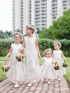 Even if you consider yourself a traditional couple, we're betting there's at least one wedding ceremony upgrade you'd consider. Check out these 24 traditions you can skip on your wedding day. Wedding Day Tips, On Your Wedding Day, Perfect Wedding, Wedding Photos, Wedding Planning, Wedding Ideas, Kids Bridesmaid Dress, Bridesmaids And Groomsmen, Bridesmaid Flowers
