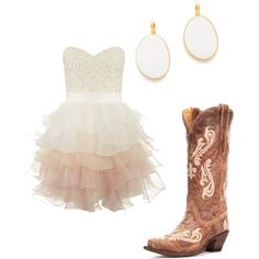 Country Fashion #2 Created by lianalee25 @ polyvore