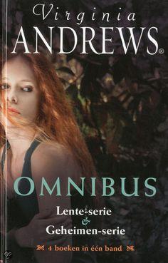 Lente-serie en Geheimen-serie, omnibus - Virginia Andrews