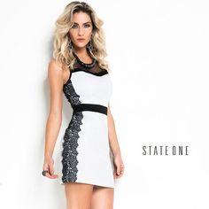 Que tal esse dress lindo para hoje? #stateone #inlove #dress