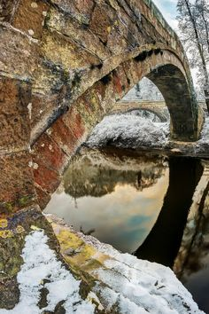 The Beggars Bridge,a high arched stone-built footbridge you may amble (or trot or caper or careen or crawl) across should you visit the village of Glaisdale in North Yorkshire.