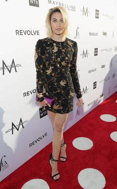 Paris Jackson from Fashion Los Angeles Awards 2017: Red Carpet Arrivals  It Girl alert! Michael Jackson's daughterwill receive theEmerging Talent award.
