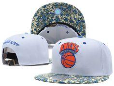 NBA New York Knicks Fashionable Snapback Cap for Four Seasons