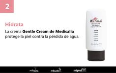 Protege la elasticidad de la #piel de tu cuello. Hidrátala con la #crema para #rostro de #Medicalia #SkinCare