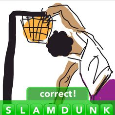 """My best drawing on """"Draw Something"""""""