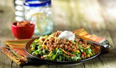 Morning Star Taco Salad