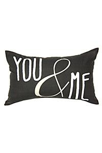 YOU AND ME 30X50CM SCATTER CUSHION Scatter Cushions, You And I, You And Me, Small Cushions, Throw Pillows, Decorative Pillows