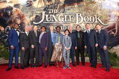 """World Premiere of """"The Jungle Book"""""""