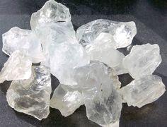 Bergkristall roh Deko-Steine Kristall Energie Heilsteine Edelsteine Minerale 1kg