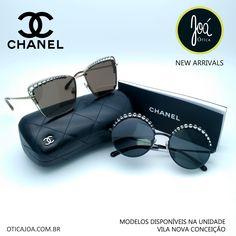 40a8f2b21 #chanel #chanelglasses #chaneleyewear #oticajoa #oculos #glasses #moda  #otica #oculosdegrau #oculossolar #oculosdesol #estilo #fashion  #fashionbrand ...