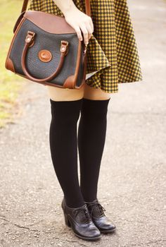 Obsessed With Houndstooth!