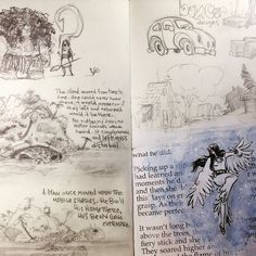 One mark then another and so on. http://rndm.us/yr (link @mrjaymyers) Here's my sketchbook entry from last night. I learned how to transfer laser print from one page to another.  # # #nativeamerican #drawdaily #drawing #draw #turtle #maui #moana #island #learningtodrawcars #story #sketchbook #moleskine #pentel #kohinoor #blackwing