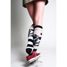 Tabbi Socks Stripes - Sock Theory