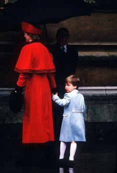 Princess Diana, One Day One Dress: 25th December 1986, Christmas, Windsor