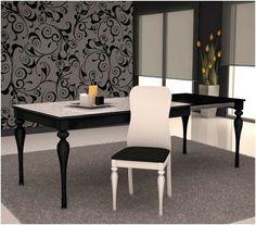 Comedor / Dining room furniture  http://www.decorhaus.es/es/ #muebles #Málaga #furniture