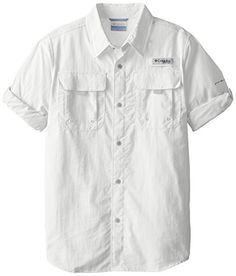 Columbia Sportswear Boy's Bahama Long Sleeve Shirt *** Want to know more, visit
