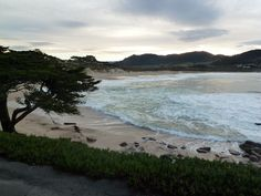 Carmel, California....so glad this one is a check!