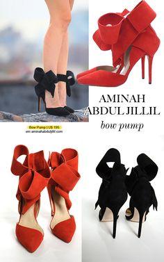 Aminah Abdul Jilil Bow Pump