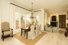 2522 Lake Front Circle The Woodlands, TX 77380: Photo   Cozy Formal dining room with wall to wall windows overlooking the outdoor patio