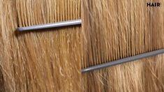 Curly Hair Tips, Curly Hair Styles, Natural Hair Styles, Curly Hair Care, Hair Supplies, Hair Remedies, Hair Repair, Silky Hair, Grunge Hair