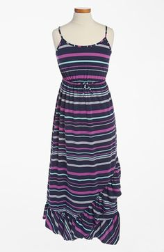 Roxy 'Sunrise' Maxi Dress (Big Girls) | Nordstrom