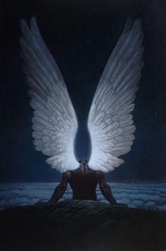 Angel by Kadir Nelson