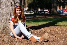 Katarina, 22 ans, université de Géorgie (UGA)