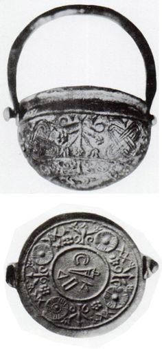 Hittite, silver seal, Borowski collection (A.Muhibbe Darga) (Erdinç Bakla archive)