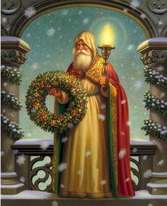 Christmas-themed Art (Dan Craig)