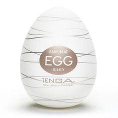 Tenga Egg Silky Masturbador Masculino Sex Shop Santa & Pecadora Loja Virtual de produtos eróticos para todo o Brasil