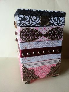 Suply boxes made by liek