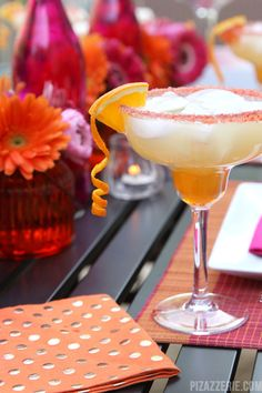 Host a festive Girl's Night Cinco de Mayo Party! Pizzazzerie.com