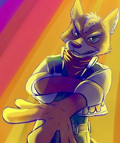 DeviantArt is the world's largest online social community for artists and art enthusiasts, allowing people to connect through the creation and sharing of art. Fox Mccloud, Fox Pictures, Star Fox, Video Game Art, Super Smash Bros, Furry Art, Character Design, Kitty, Fan Art