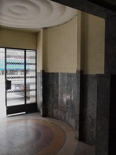 Apartment lobby, Rabat