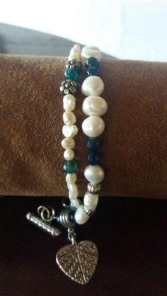 Perlas y agatas
