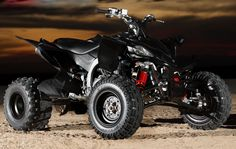 yamaha yfz450 <3 it, wish mine was blacked out!