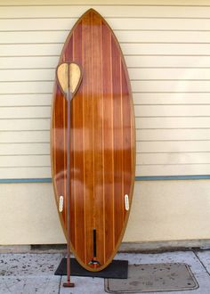 Hollow Wooden SUP