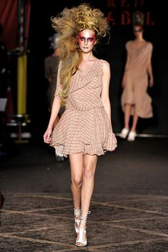 Vivenne Westwood Red Label S/S 2012 RTW